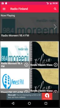 Radio Finland screenshot 4