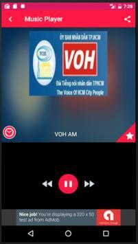 Radio Vietnam FM screenshot 10