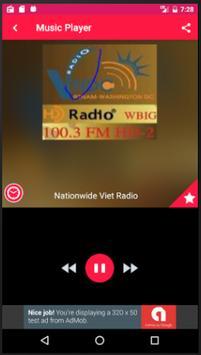 Radio Vietnam FM screenshot 5