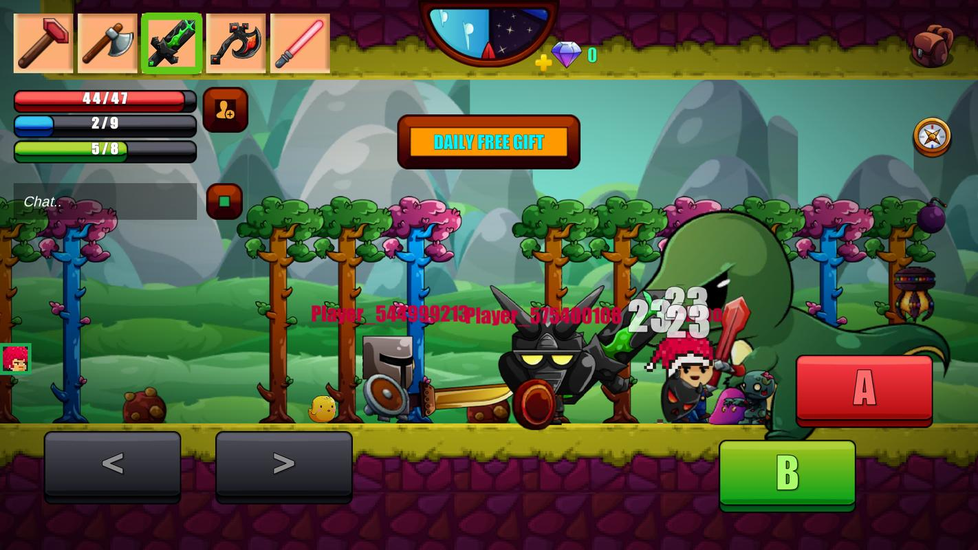 Super Cartoon Survival Game APK Download - Gratis RPG ...