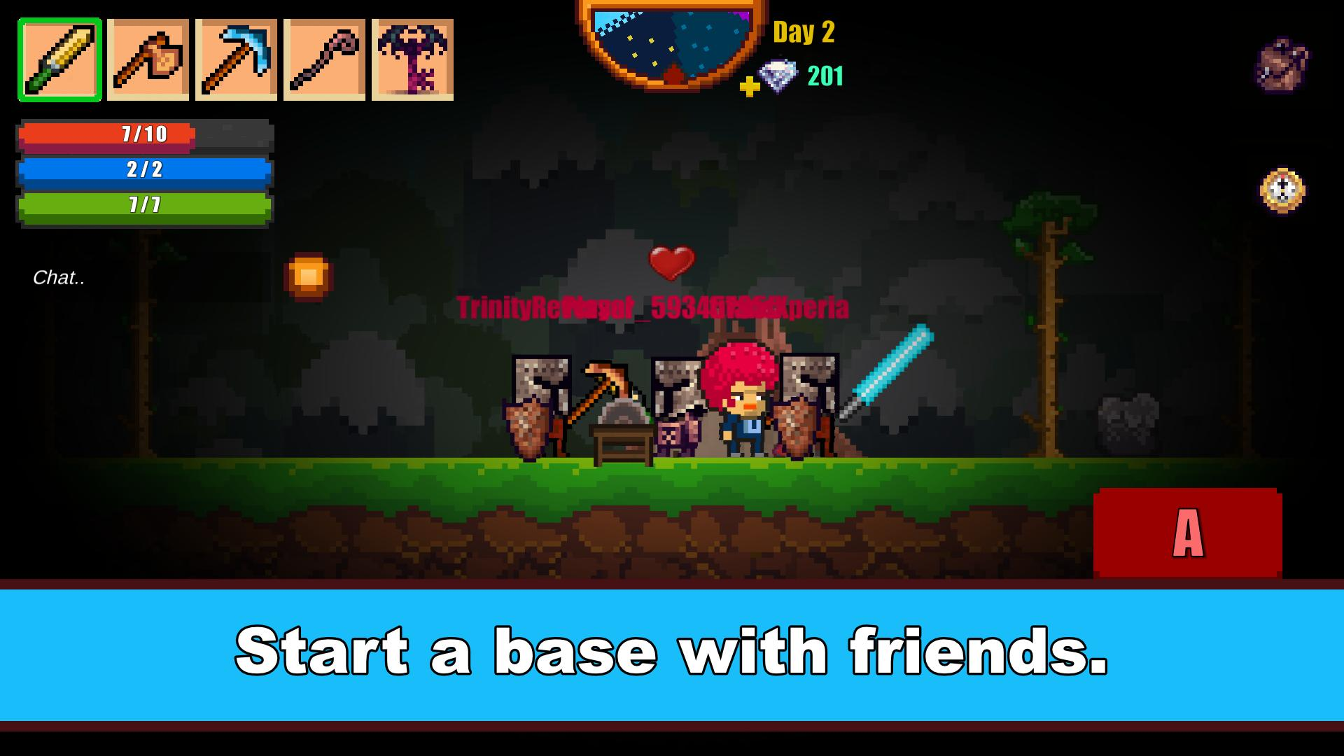 Pixel Survival Game 2 for Android - APK Download