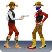 Western Cowboy Gun Fight icon