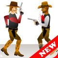Western Cowboy Gun Blood 2