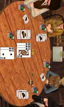 CCHoldemFREE - Cowboy Cardsharks Hold'em FREE screenshot 1