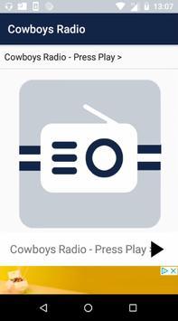 Cowboys Radio poster