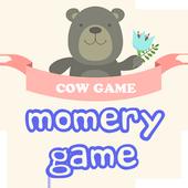 可愛動物記憶遊戲 icon