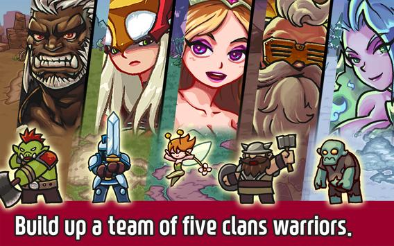 Infinity Quest Heroes poster
