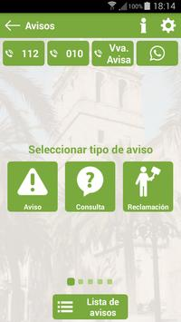 App Villanueva de la Serena apk screenshot