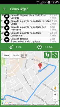 Smartparking Villanueva apk screenshot