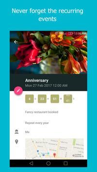 Tickin: Countdown App & Widget apk screenshot
