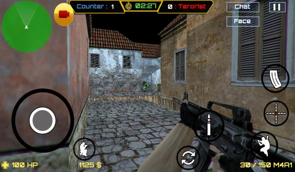 Counter Combat Online CS : GO screenshot 4