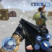 Shoot Counter Terrorist Game icon