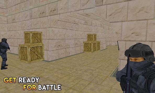 Shoot Counter Terrorist Game poster
