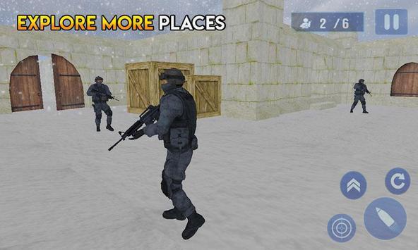 Shoot Counter Terrorist Game screenshot 1