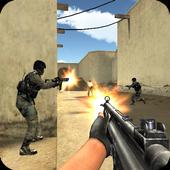 Counter Terrorist Attack Death icon