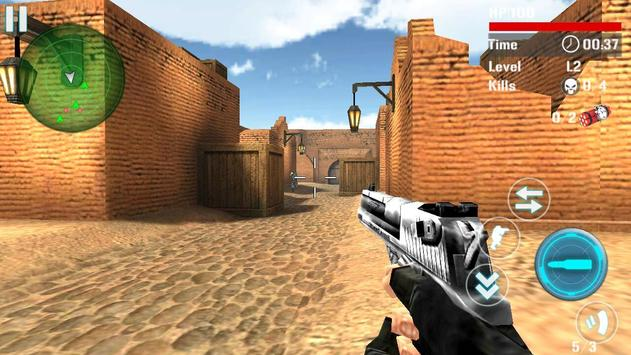Counter Terrorist Attack Death apk screenshot
