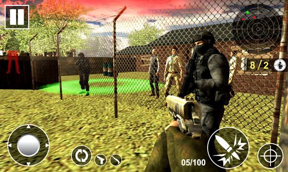 Commando Shooter Fury 2 apk screenshot