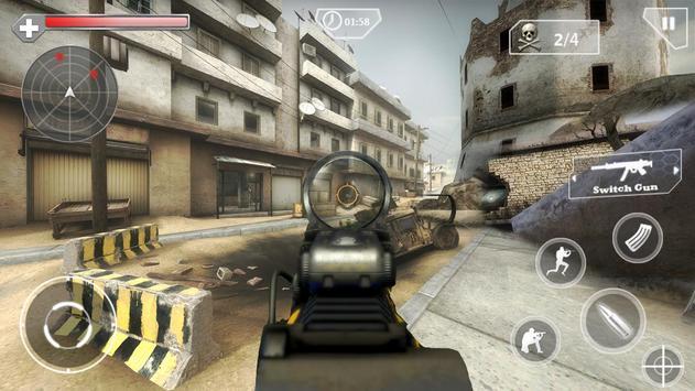 Counter Terrorist Sniper Shoot screenshot 11