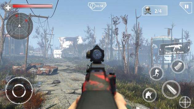 Counter Terrorist Sniper Shoot screenshot 16