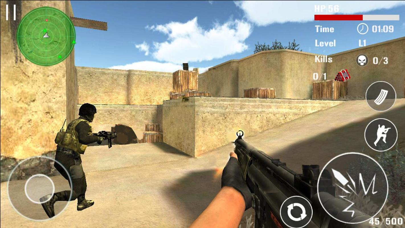 Image result for Counter Terrorist android game pic