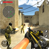 Download Game intellectual android Counter Terrorism Shoot APK free