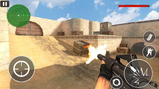 Modern Frontline Misssion apk screenshot
