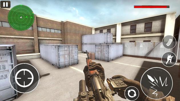 Counter Terrorism Shoot apk screenshot