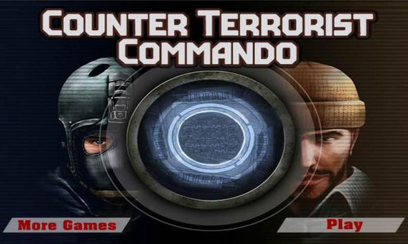 Counter Terrorist Commando poster