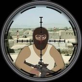 Counter Terrorist Sniper icon