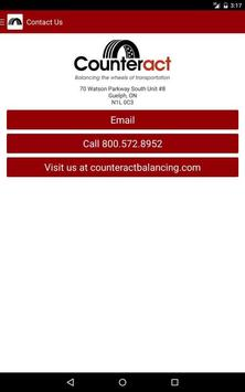 Counteract Application Calc apk screenshot