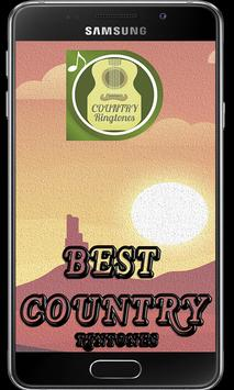 Country Ringtones free poster