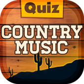 Country Music Fun Game Quiz icon