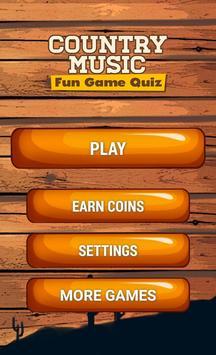 Country Music Fun Game Quiz screenshot 10
