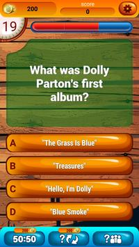 Country Music Fun Game Quiz screenshot 2