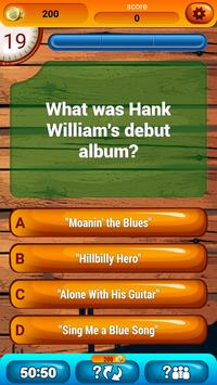 Country Music Fun Game Quiz apk screenshot