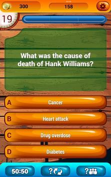 Country Music Fun Game Quiz screenshot 6