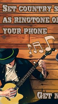 Free Country Music Ringtones poster