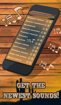 Free Country Music Ringtones screenshot 4