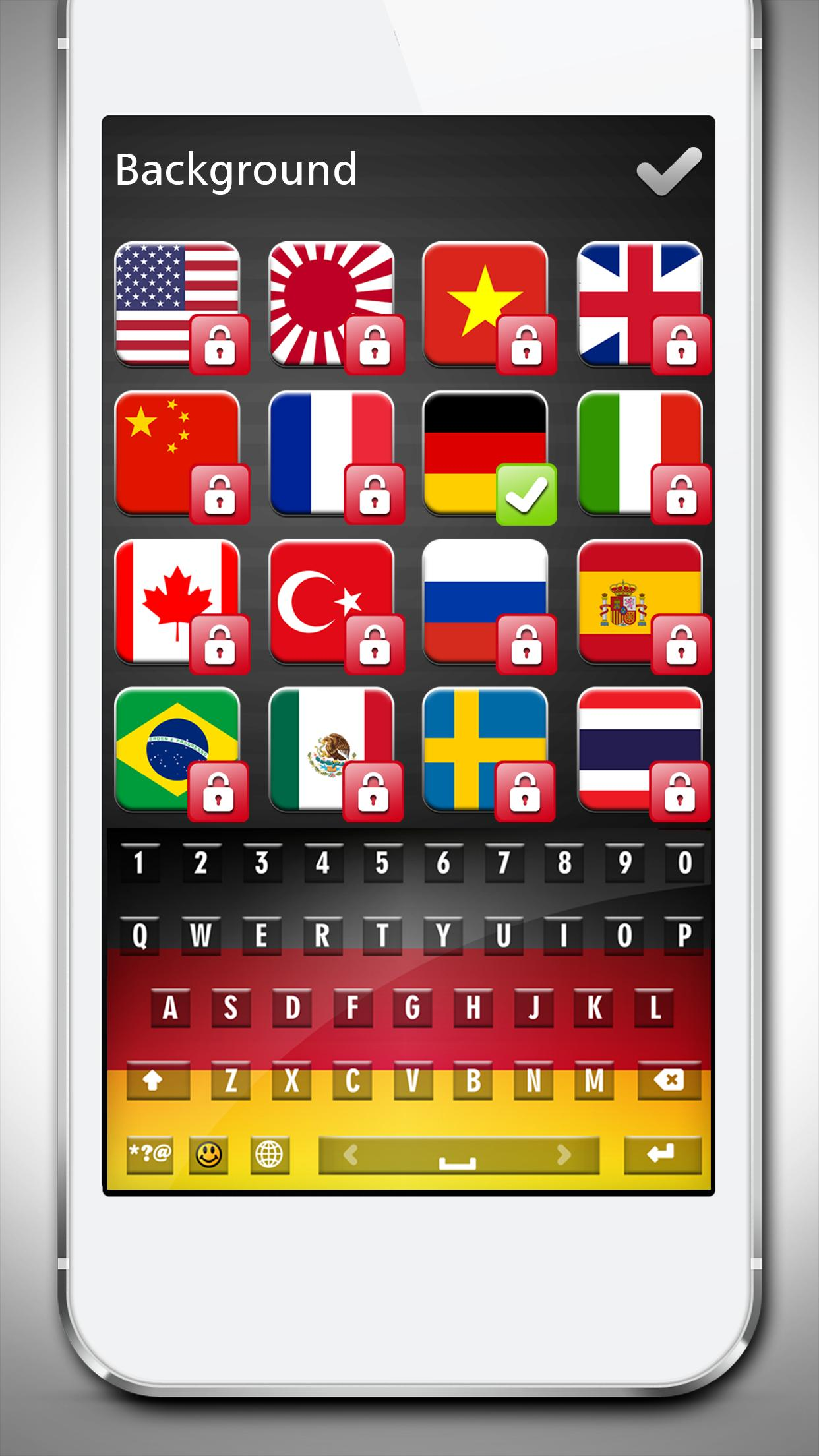 Country Flag Emoji Keyboard for Android - APK Download