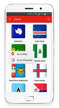Learn Country - Flag Quiz 2018 apk screenshot