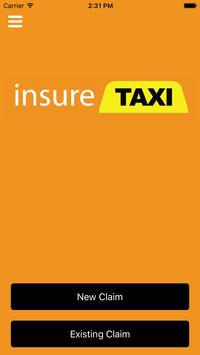 Insure Taxi poster