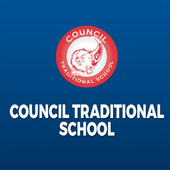 Council Traditional School icon