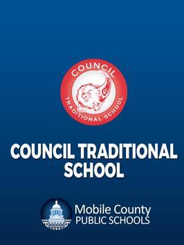 Council Traditional School apk screenshot