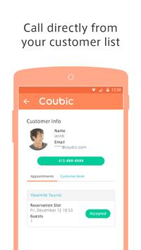 Coubic - Free Scheduling App apk screenshot