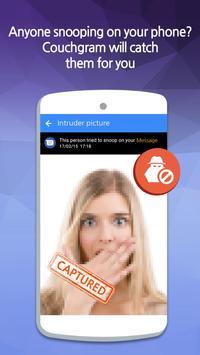 Couchgram, Incoming Call Lock & App Lock screenshot 5