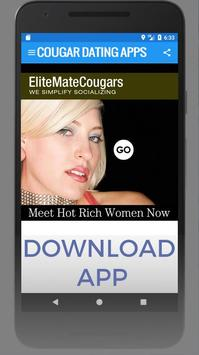Dating-Apps für Cougars