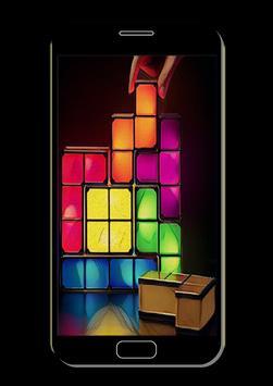 Block Puzzle Legend - Jewels blast poster