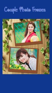 Couple Photo Frames screenshot 14