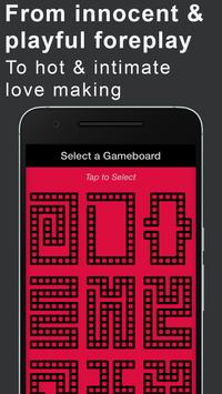 Couple Foreplay Sex Game ❤️  Hot Erotic Board Game screenshot 3