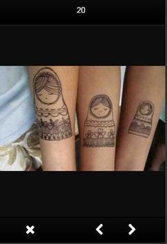 Couple Tattoos Design Ideas apk screenshot